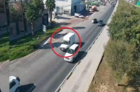 C5i y Policía Estatal frustran robo de vehículo tras persecución1