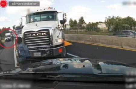 C5i y Policía Estatal frustran robo de vehículo tras persecución2