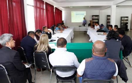 Capacitan a funcionarios de Tizayuca en materia de Control Interno y Administración de Riesgos1