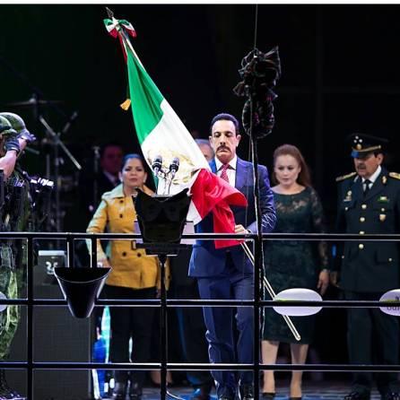 Celebran hidalguenses Grito de Independencia en ambiente de paz 2