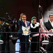 Celebran hidalguenses Grito de Independencia en ambiente de paz 3
