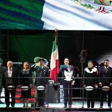 Celebran hidalguenses Grito de Independencia en ambiente de paz 5