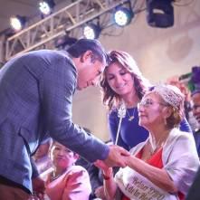 Con coronación de la Reina del Adulto Mayor, concluyen festejos a adultos mayores en Mineral de la Reforma 3