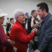 Con coronación de la Reina del Adulto Mayor, concluyen festejos a adultos mayores en Mineral de la Reforma 4