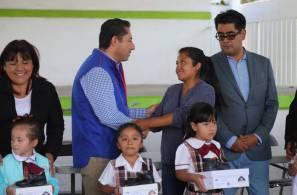 Concluye con éxito entrega de zapatos escolares en preescolares de Mineral de la Reforma 4