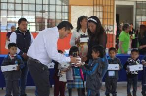 Concluye con éxito entrega de zapatos escolares en preescolares de Mineral de la Reforma 6