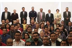 Conectarán cámaras del sector educativo al C5i de Hidalgo3