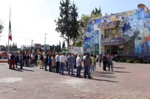 Conmemoran en Tizayuca sismos de 1985 y 19s con 15 simulacros1