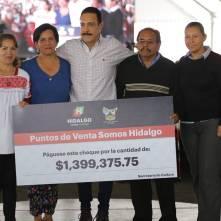 Destaca Hidalgo en el combate a la pobreza, en el panorama nacional1