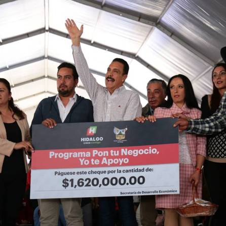Destaca Hidalgo en el combate a la pobreza, en el panorama nacional6
