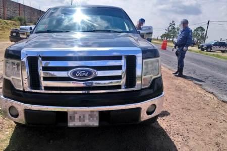 Detienen en Apan a un  hombre armado y en posesión de  presuntos billetes falsos.jpg
