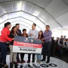En desarrollo económico, Hidalgo va por buen camino4