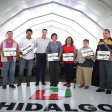 En desarrollo económico, Hidalgo va por buen camino5