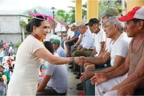 En el PRI estamos construyendo, dando un rostro de fortaleza y unidad, Erika Rodríguez