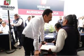 En Hidalgo la unidad es la nueva forma de hacer política, Fayad