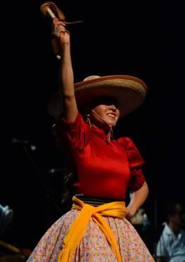 Enaltece UAEH Folclor mexicano 4