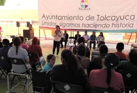 Entregan Programa Alimentario para Personas con Discapacidad en Tolcayuca2