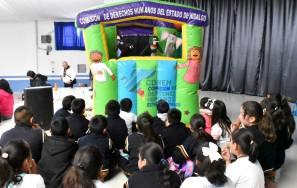 Epazoyucan recibió la Campaña de Sedentarismo1