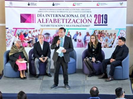 Firman Secretaría de Cultura e IHEA convenio a favor de la sociedad hidalguense