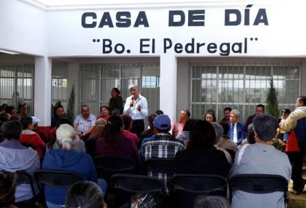 Gabriel García Rojas inaugura Nueva Casa de Día en el Barrio El Pedregal4