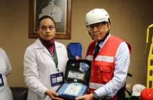Gobierno de Hidalgo participa en el Macro Simulacro 2019 5