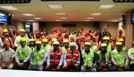 Gobierno de Hidalgo participa en el Macro Simulacro 2019 6