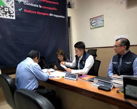 Hidalgo primer estado en entregar registros a proveedores y contratistas con Código QR 2