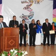 Humberto Mérida de la Cruz, anuncia obras 2