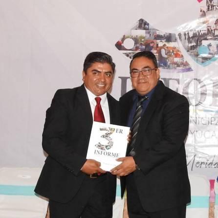 Humberto Mérida de la Cruz, anuncia obras 3