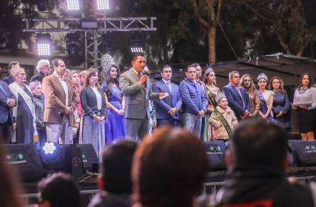 Inaugura alcalde Raúl Camacho Tradicional Feria Pachuquilla 2019-2
