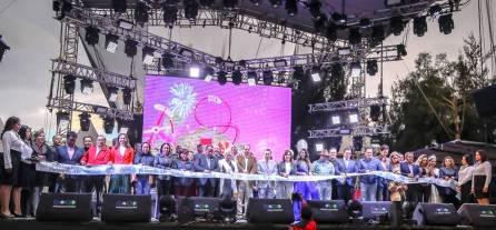 Inaugura alcalde Raúl Camacho Tradicional Feria Pachuquilla 2019-5