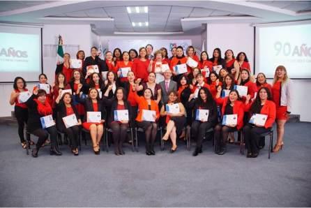 Indispensable transitar de la capacitación a la profesionalización, Erika Rodríguez4