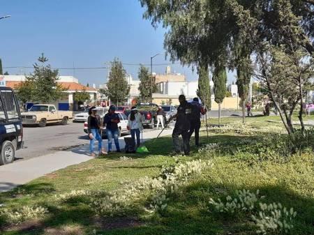 """Inicia intervención del Programa """"Jóvenes Construyendo Prevención Tizayuca 2019"""" 1"""