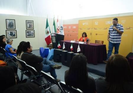 Lourdes Hernández e Hilario Peña presentes en la FUL 2019-2
