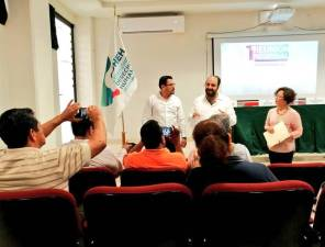Ombudsperson realiza gira de trabajo en la Huasteca1