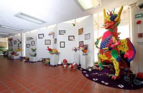 Realizan exposición de alebrijes elaborados por estudiantes de preescolar1