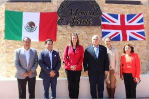 Realizan gira de trabajo el secretario de Turismo federal y la embajadora de Reino Unido a Hidalgo2