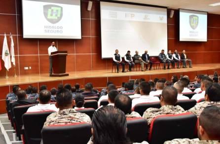 Reconoce 'Índice de Paz' desarrollo de C5i y estrategia Hidalgo Seguro4