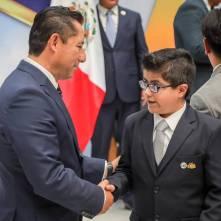Refrenda alcalde Raúl Camacho baños su compromiso con los mineralreformenses durante su Tercer Informe de Gobierno 3