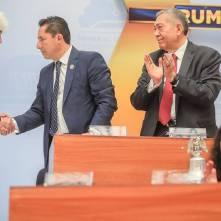 Refrenda alcalde Raúl Camacho baños su compromiso con los mineralreformenses durante su Tercer Informe de Gobierno 5