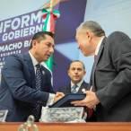 Rinde Raúl Camacho Baños su Tercer Informe de Gobierno 1
