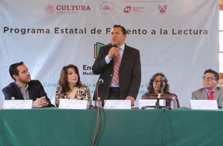 Secretaría de Cultura relanza Programa Estatal de Fomento a la Lectura y reconoce trabajo de mediadores de lectura1