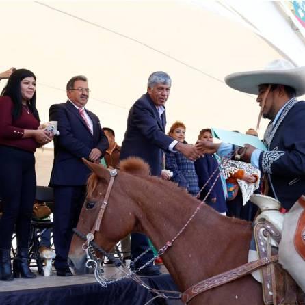 Tizayuca celebra el CCVIX Aniversario del Inicio de la Independencia de México1
