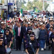 Tizayuca celebra el CCVIX Aniversario del Inicio de la Independencia de México3