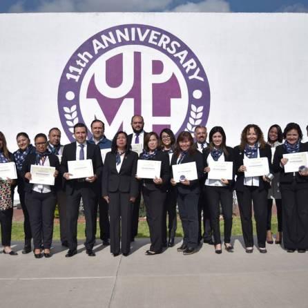 UPMH celebra su 11 aniversario 1