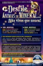Alista Mineral de la Reforma Festival de Día de Muertos 3