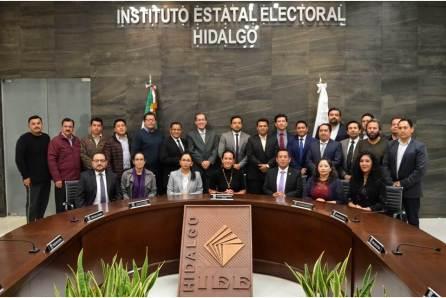Aprueba IEEH lineamientos y convocatoria para Candidaturas Independientes rumbo al Proceso Electoral Local 2019-2020-4