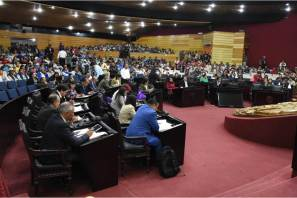 Aprueba LXIV Legislatura de Hidalgo dos dictámenes y presentan siete iniciativas5