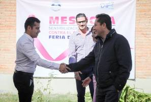 Arranca Mineral de la Reforma Mes Rosa, con actividades para la prevención del cáncer de mama1