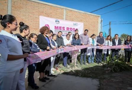 Arranca Mineral de la Reforma Mes Rosa, con actividades para la prevención del cáncer de mama4